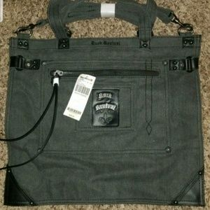 Rock revival laptop bag